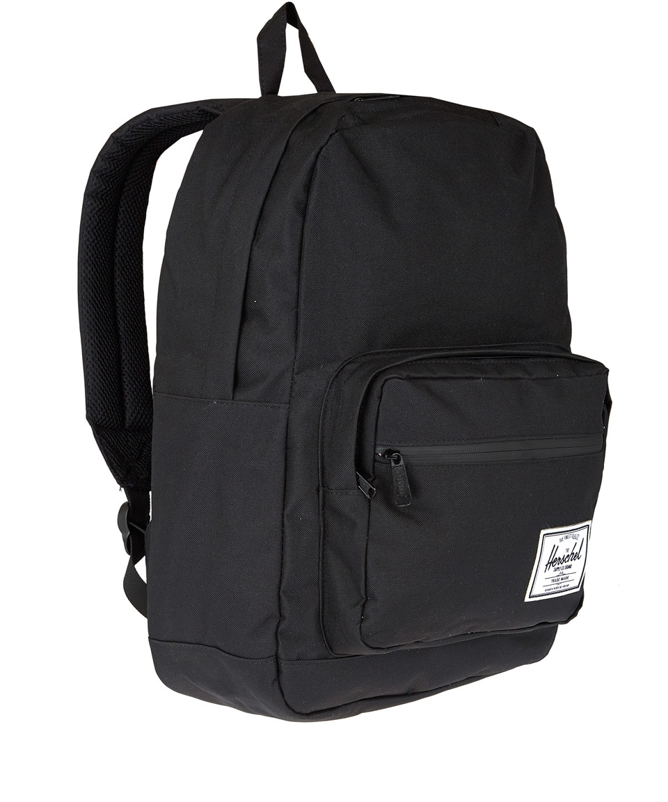 f9bbdcdd25 Herschel Supply Co. Black Pop Quiz Backpack in Black for Men - Lyst