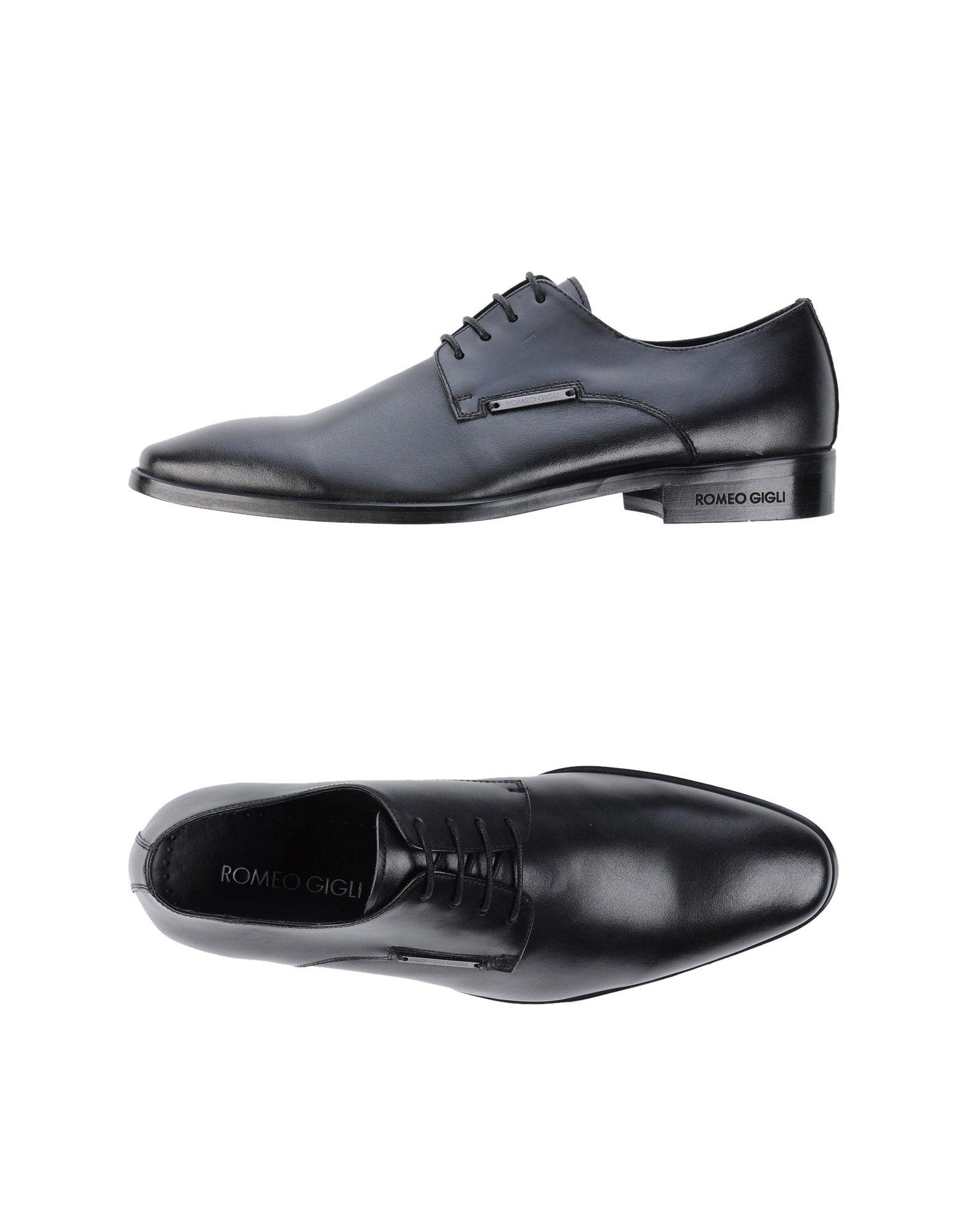 Chaussure Romeo Gigli Lacets YJWk1wo