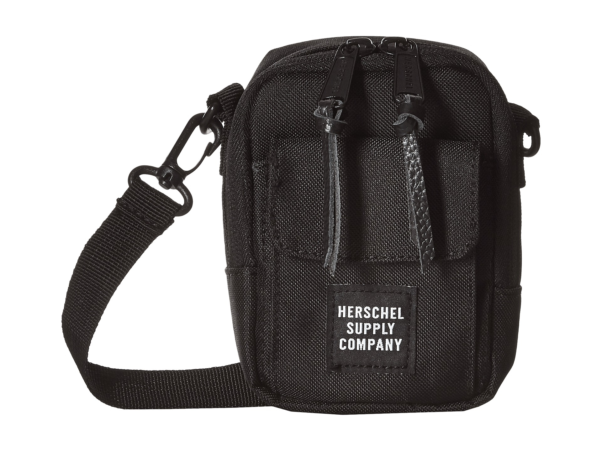 2e934fd26f9 Lyst - Herschel Supply Co. Ellison in Black for Men