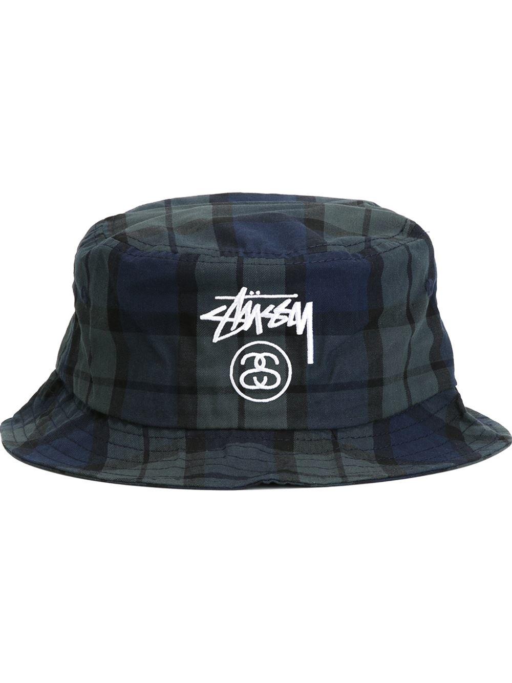 0f99f1b5abd stussy ss link band bucket hat