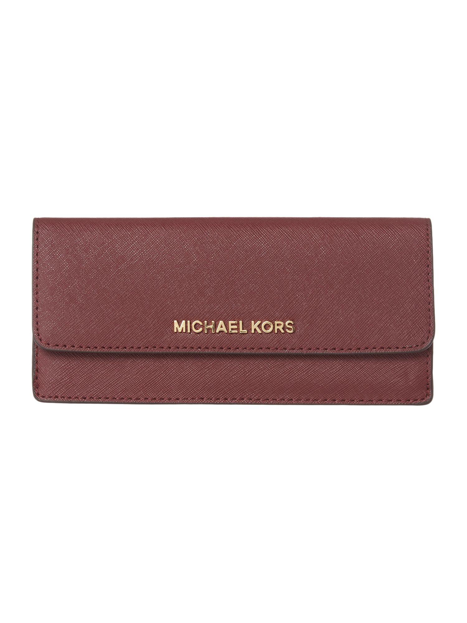 3fce8958bb34 michael kors tan flap over purse pink bag macys - Marwood ...