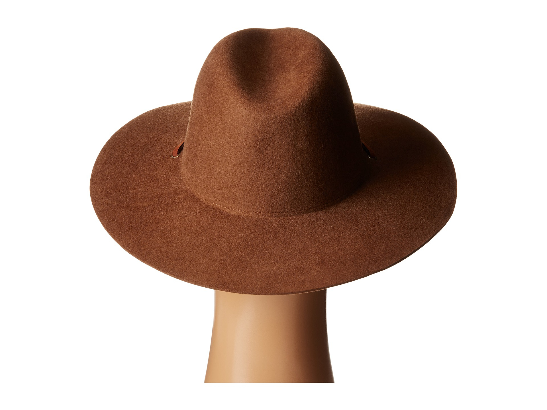 366fa778d8e Lyst - Brixton Mayfield Ii Hat in Brown for Men