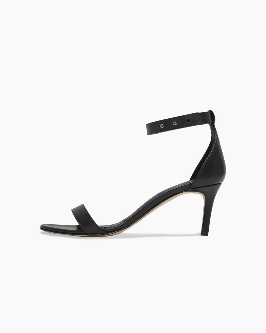 clearance 2015 Woman by Common Projects Leather Ankle Strap Sandals free shipping best prices outlet best 2014 sale online manchester great sale cheap online bKOT4
