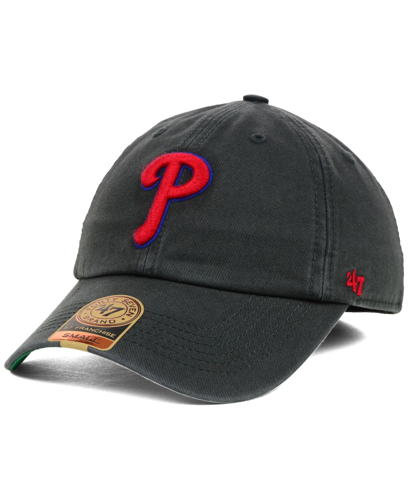 ef15cce4d40 Lyst - 47 Brand Philadelphia Phillies Mlb Hot Corner Franchise Cap ...
