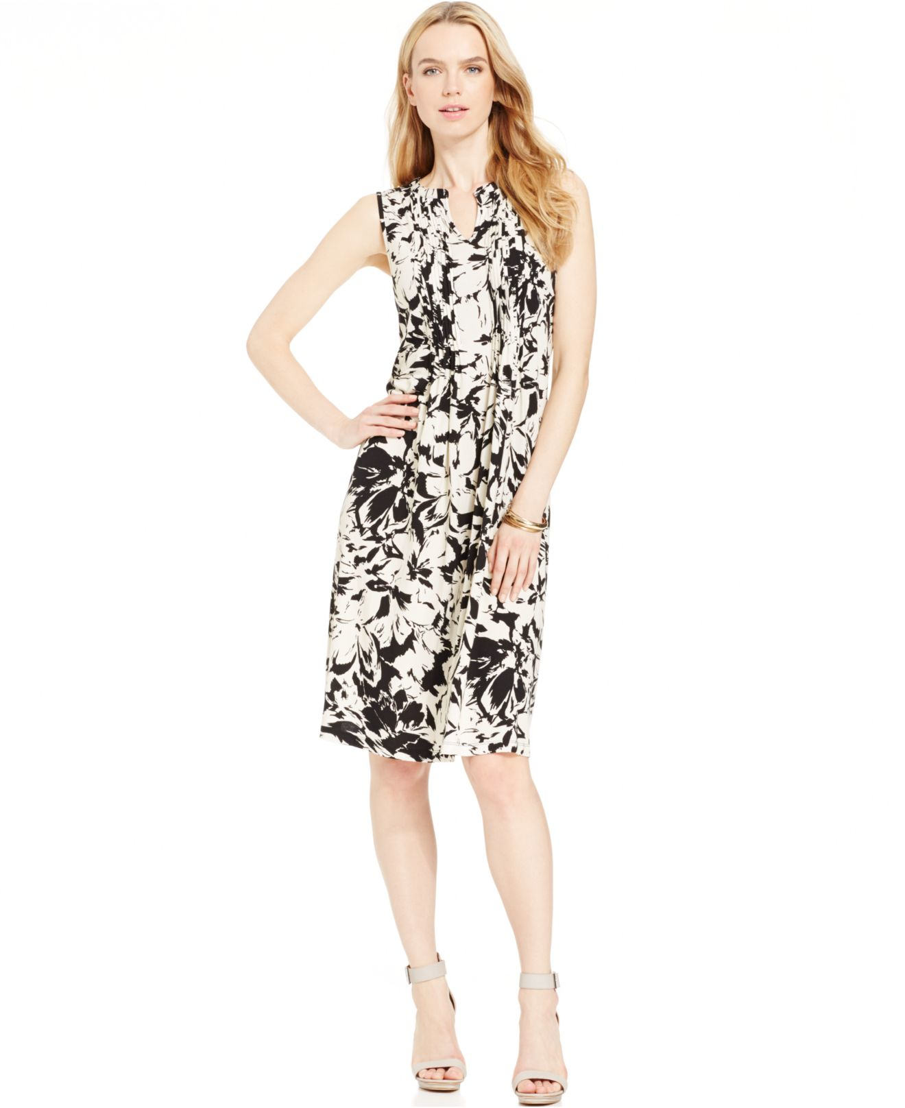 Jones New York Floral Dresses