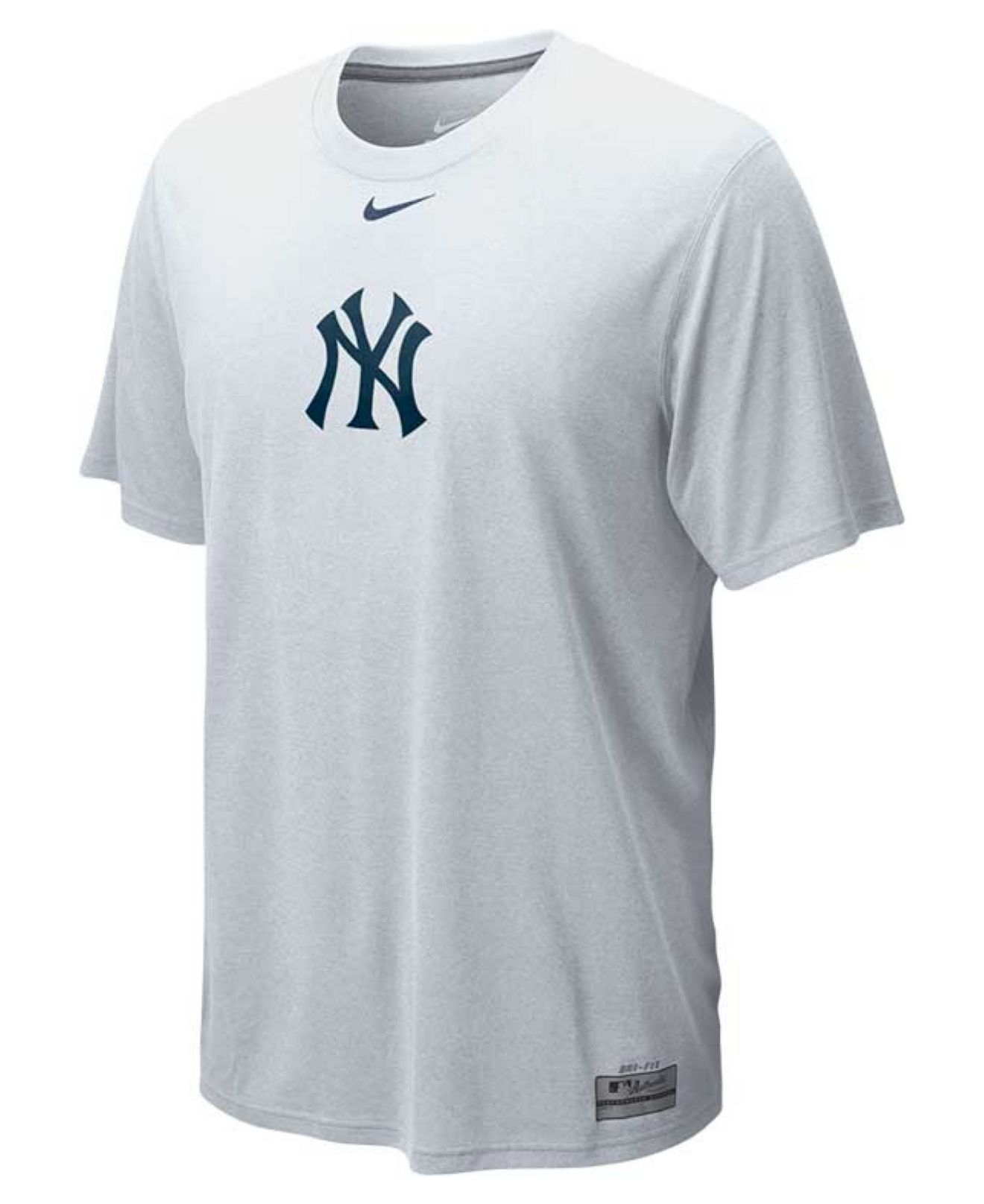 Lyst - Nike Men s New York Yankees Dri-fit Logo Legend T-shirt in ... 4a7f462dba8