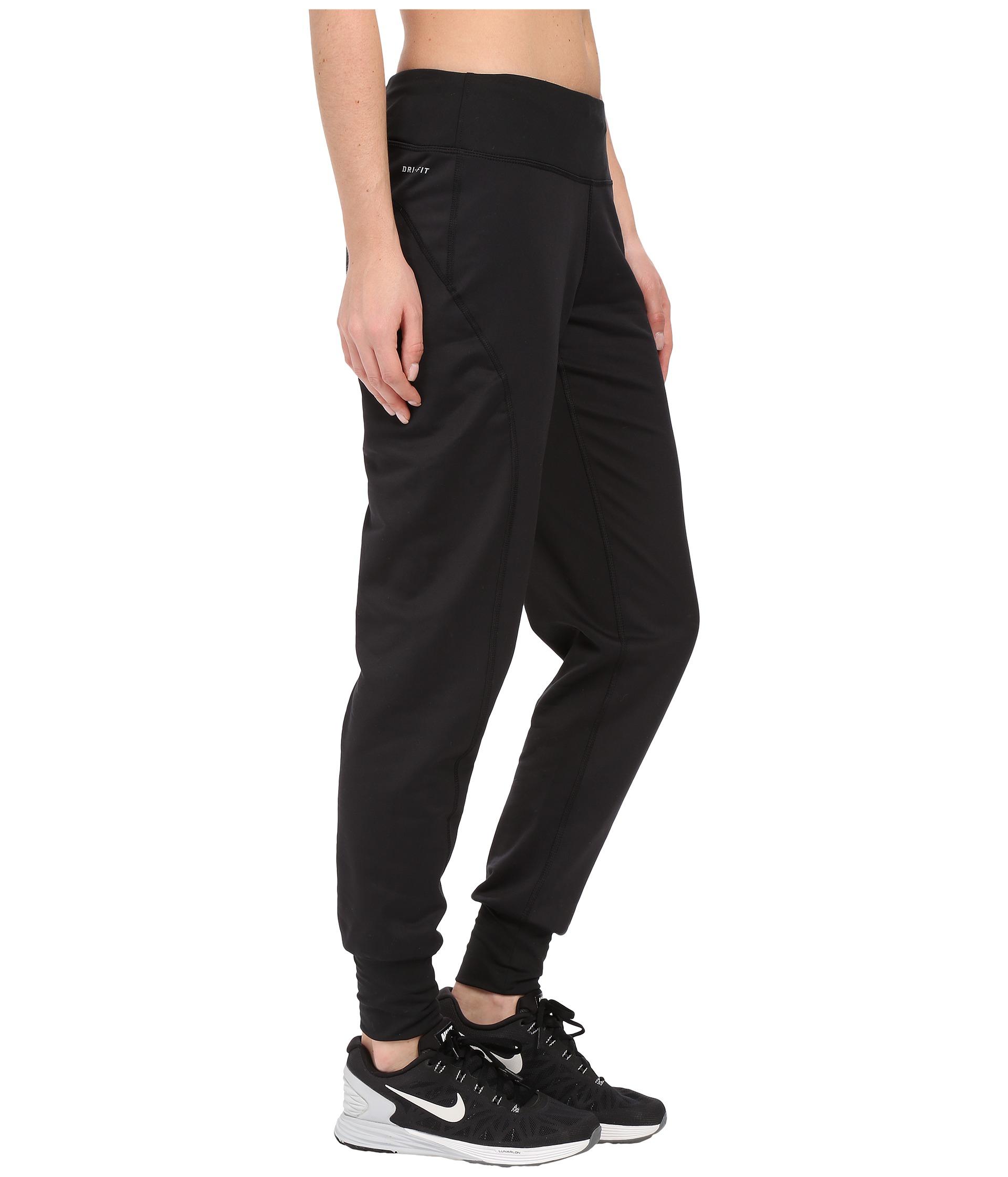 Lyst Nike Thermal Running Pant In Black