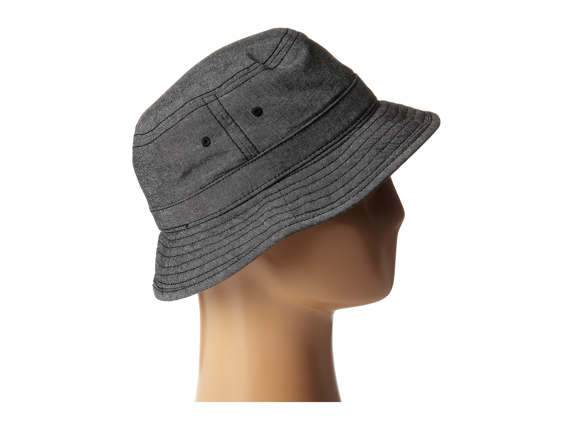 ad643f20b2dffd Original Penguin Evans Bucket Hat in Gray - Lyst