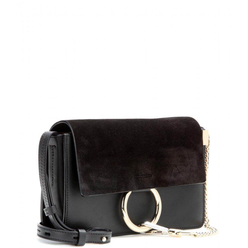 chloe handbags shop online - chloe women's faye small shoulder bag, the best handbags