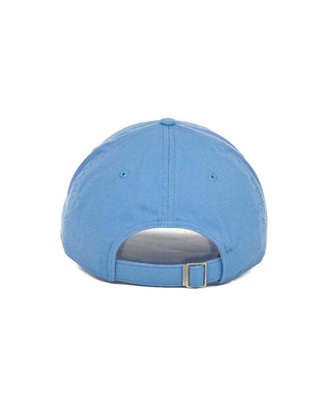 f1a12e88008571 ... promo code for lyst nike womens new york yankees stadium cap in blue  3a870 60cf7 ...