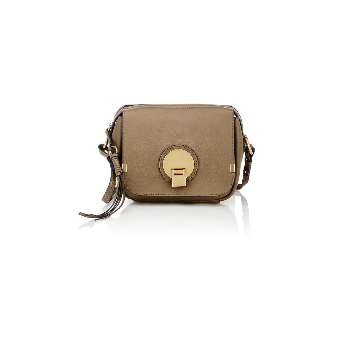 handbags chloe online - Chlo�� Women\u0026#39;s Indy Small Camera Bag in Gray (Grey) | Lyst