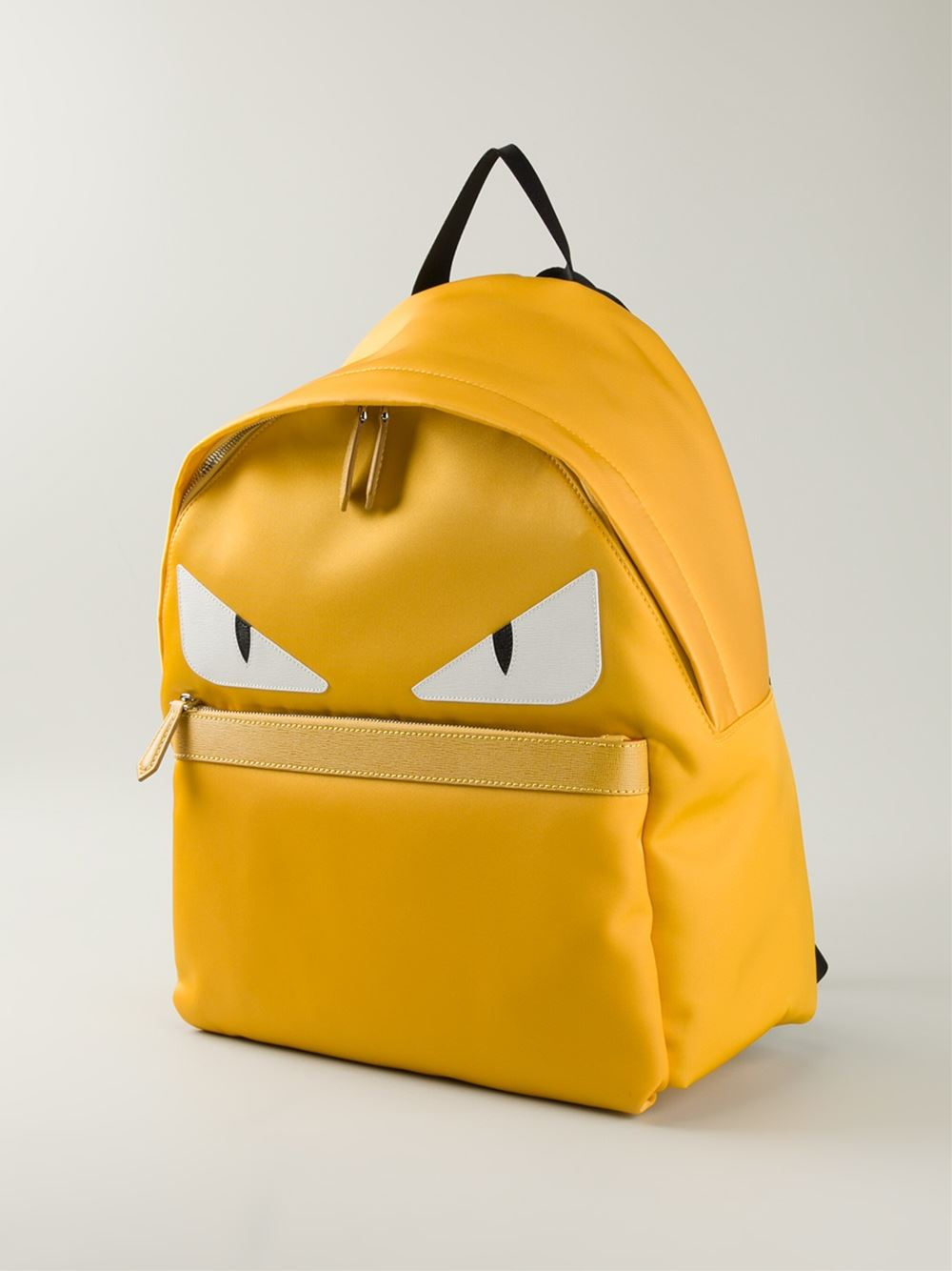 f37bc8aacd8 ... Lyst - Fendi Bag Bugs Backpack in Yellow for Men cheap for discount  b2986 9302b ...