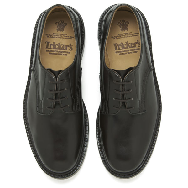 Men S Woodstock Lace Up Shoes