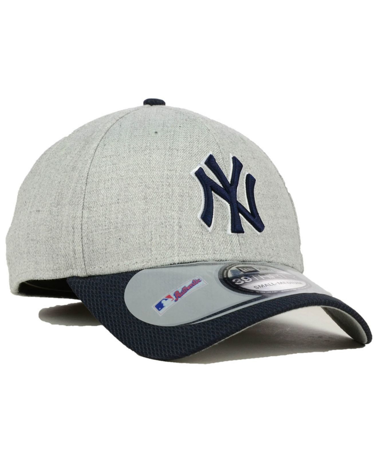 47bf162fad1 Lyst - KTZ New York Yankees Clubhouse 39Thirty Cap in Gray for Men