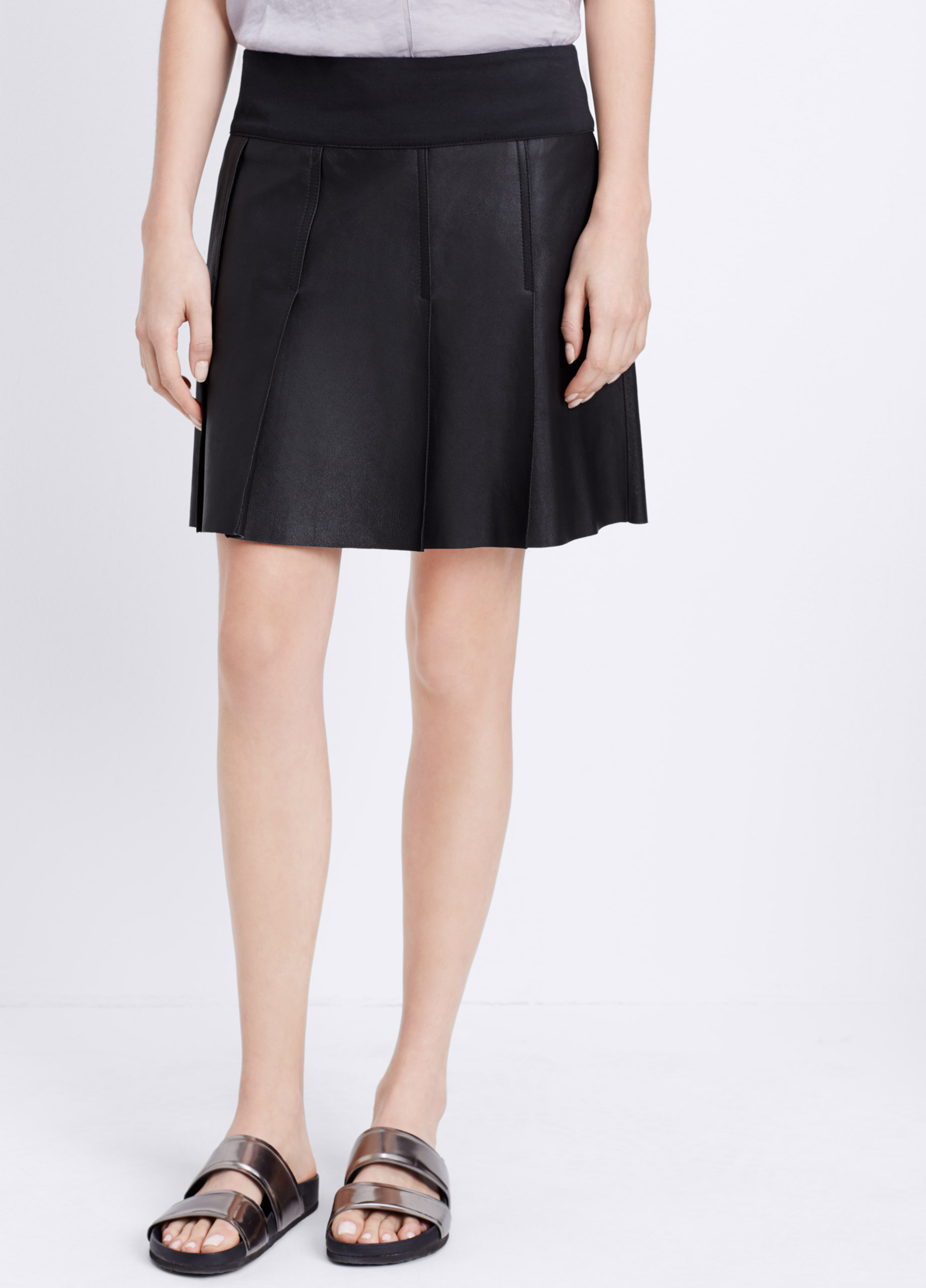 d8c2aeca8a Gallery. Women's Black Leather Skirts Women's Leather Mini Skirts