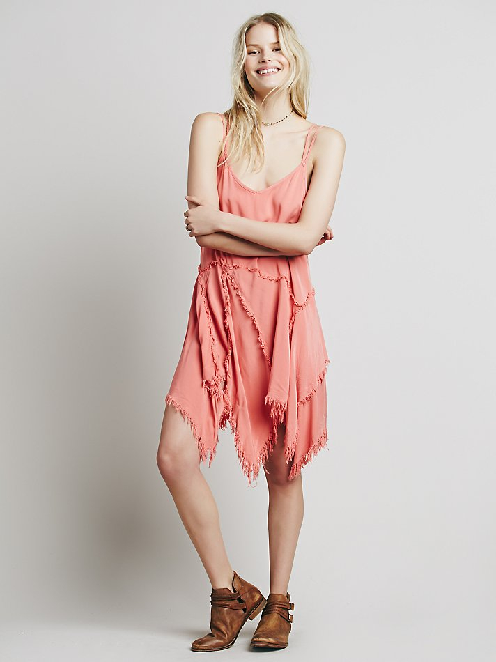 Lyst Free People Fp Collection Womens Shredded Rayon