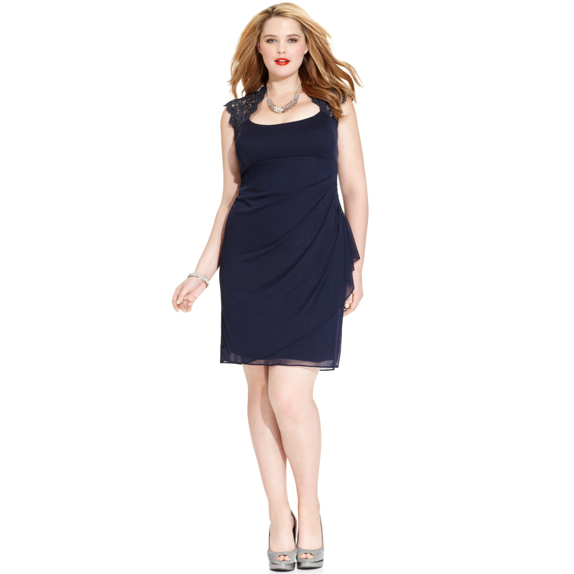 plus size dresses cheap