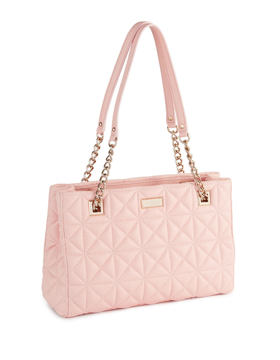 Kate spade new york Sedgewick Place Small Phoebe Quilted Leather ... : quilted kate spade handbag - Adamdwight.com