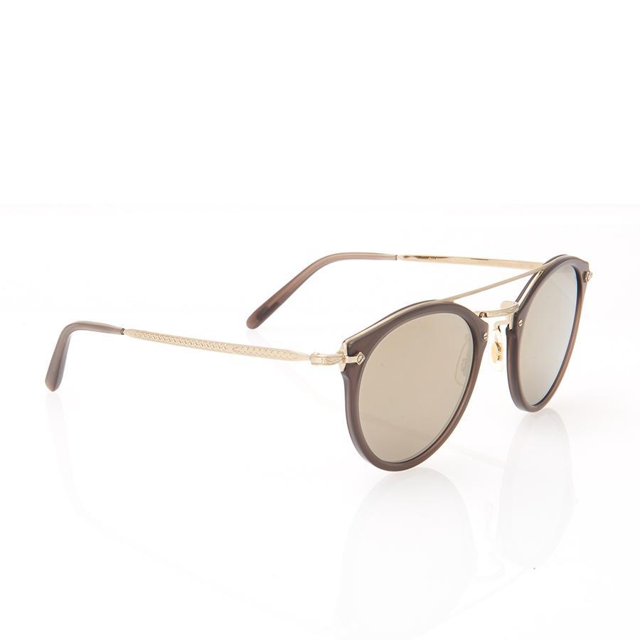 c70041f922 Lyst - Oliver Peoples Remick For Alain Mikli Metal Eyeglasses