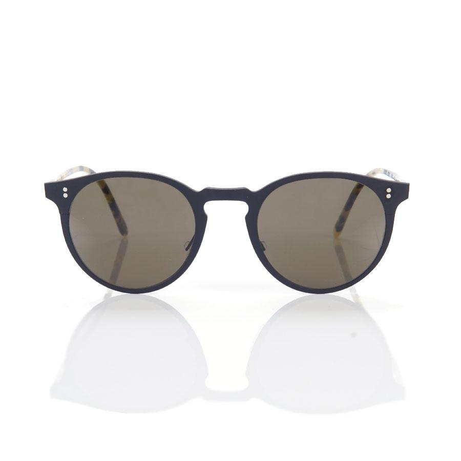 fd40283aaa Lyst - Oliver Peoples Elias Sunglasses in Black