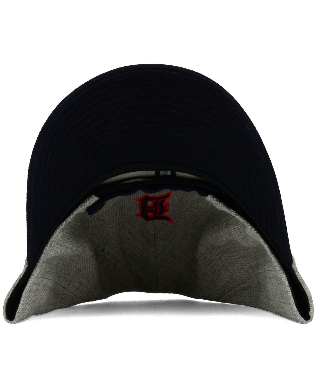 Ktz Detroit Tigers League Heather 9forty Cap in Blue for Men ...