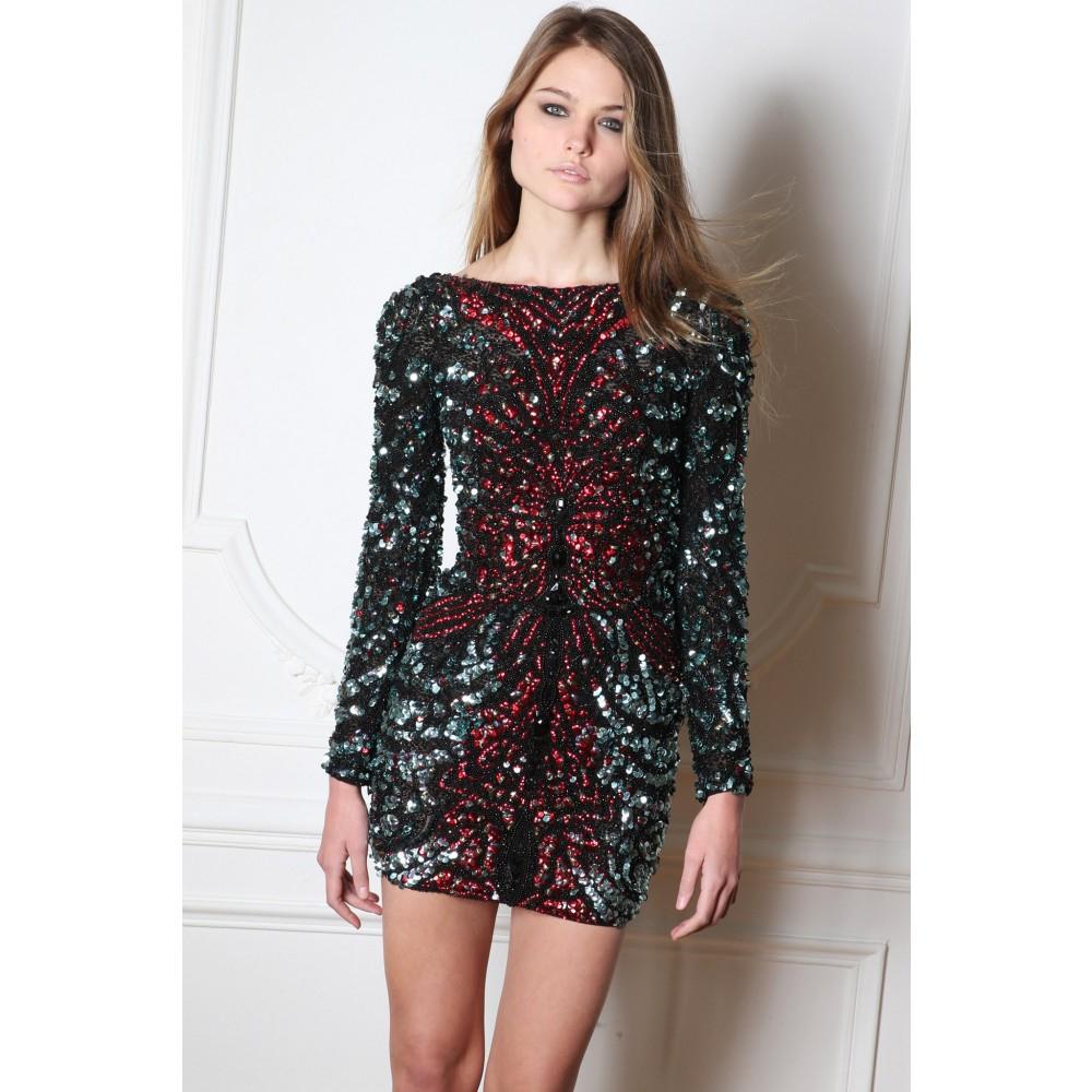 Embellished dress picture 57