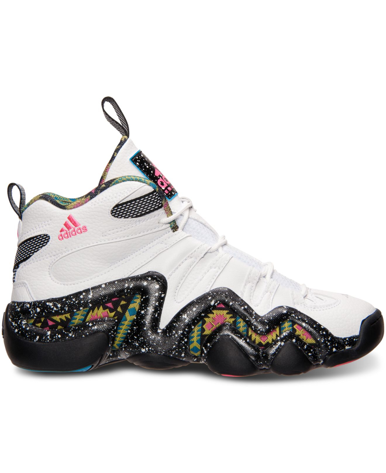 Lyst Adidas Men S Crazy 8 Basketball Sneakers From