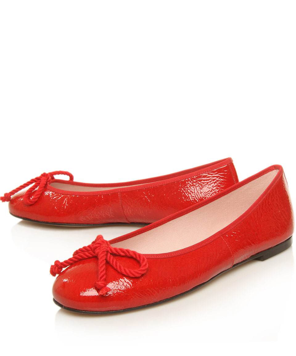 Pretty Ballerinas ballerina flats - Red