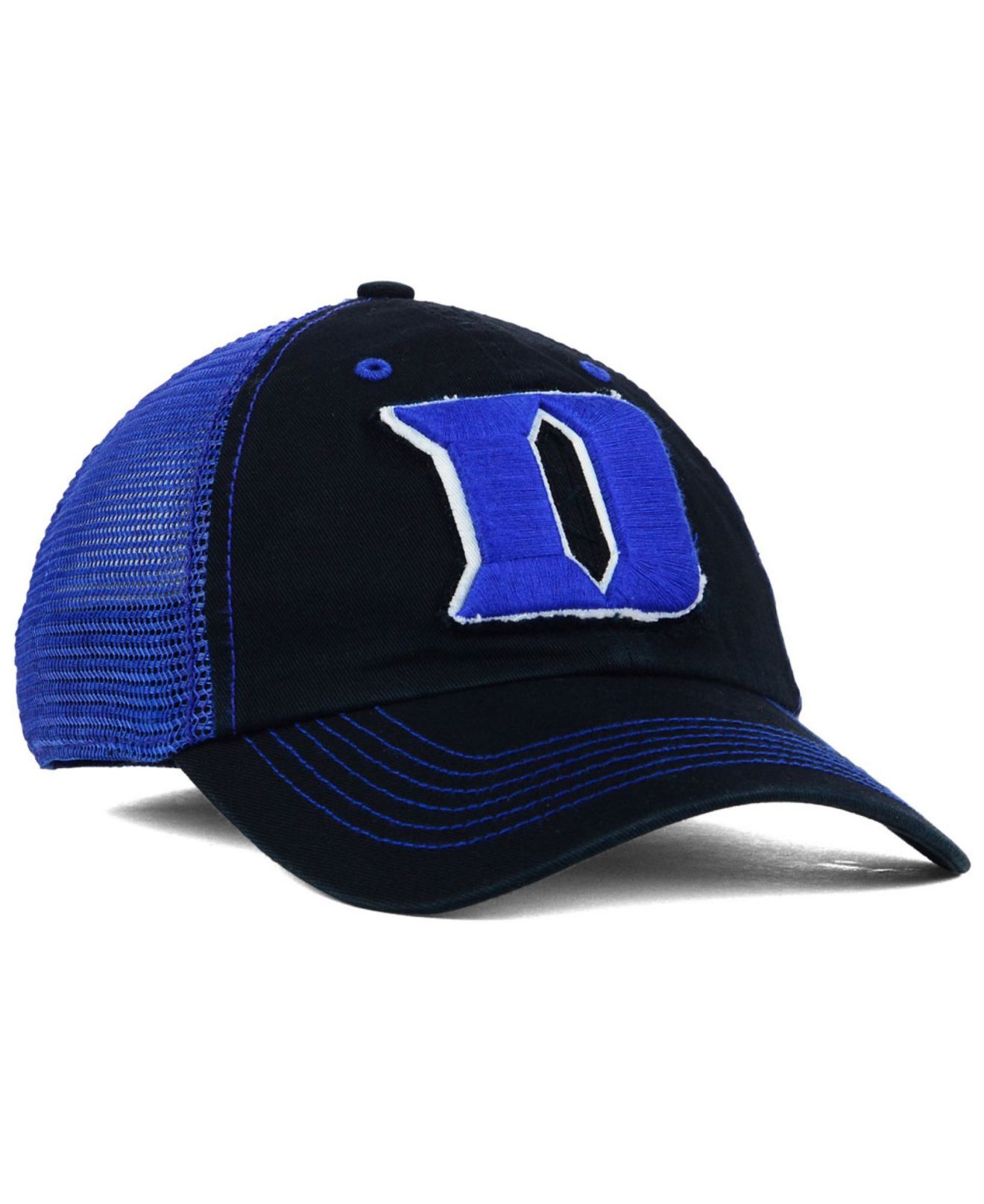 0afd4b40cfa77 ... good lyst 47 brand duke blue devils tayor closer cap in blue for men  e7f0b 9e26b