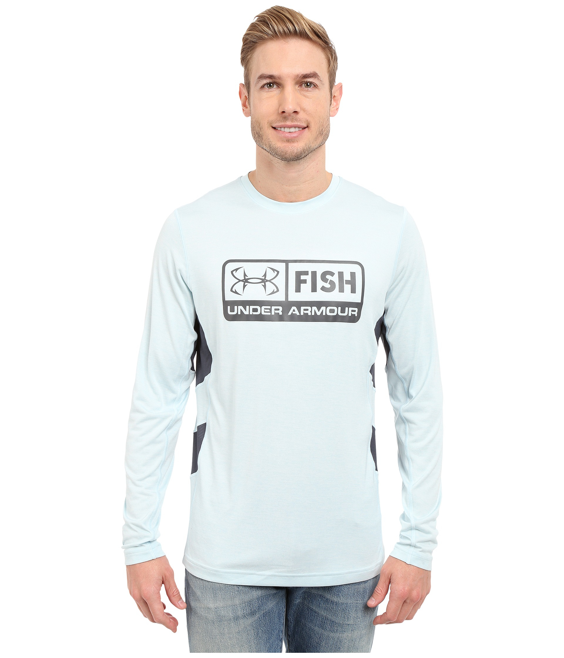 Lyst Under Armour Ua Fish Hunter Tech Long Sleeve In