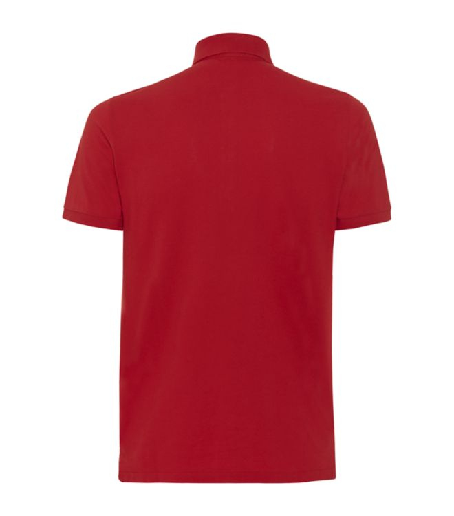 962d4403 Burberry Brit Guardsman Pin Polo Shirt in Red for Men - Lyst