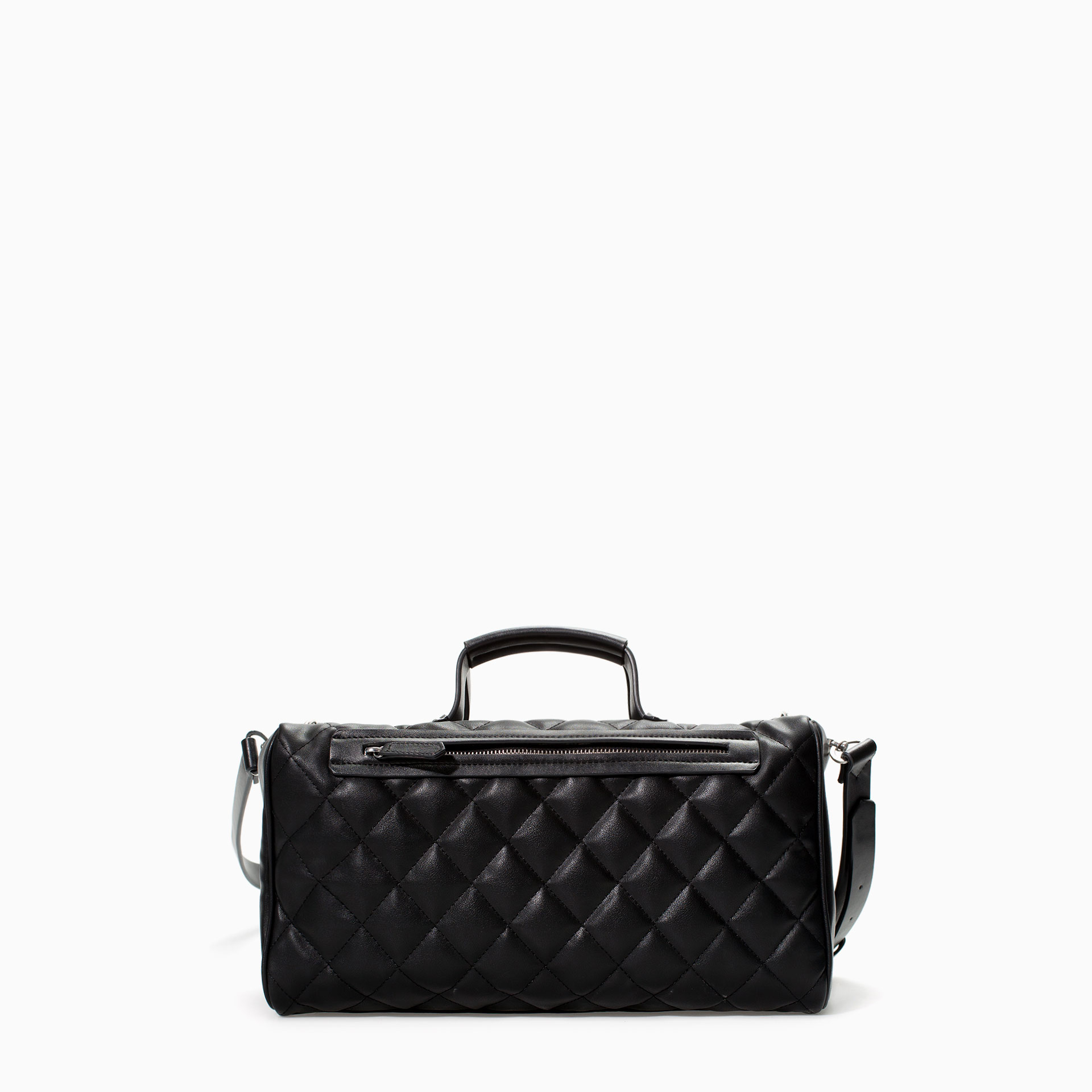 Zara Quilted Shoulder Bag 118
