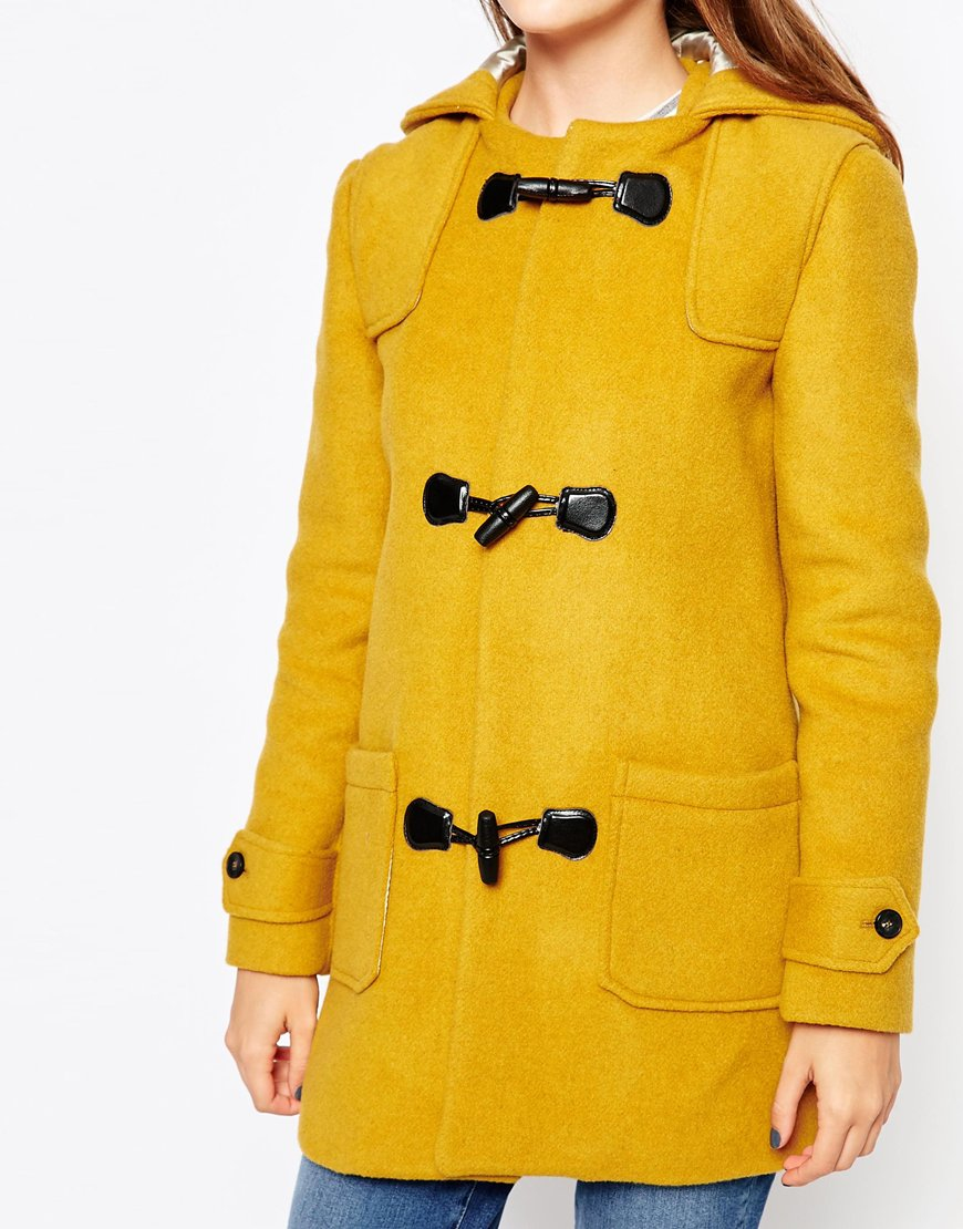Attractive Lyst - Cooper & Stollbrand Heritage Duffle Coat With Toggle  ZP65