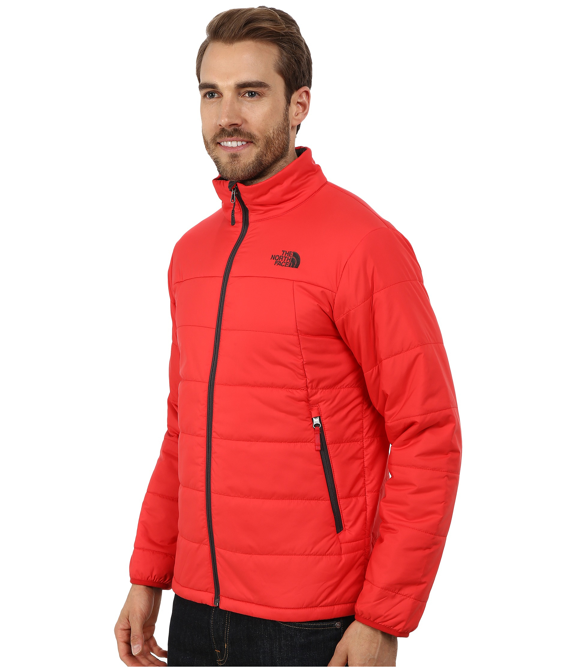 ... low price lyst the north face bombay jacket in red for men 8636c 4904d 9e704f234