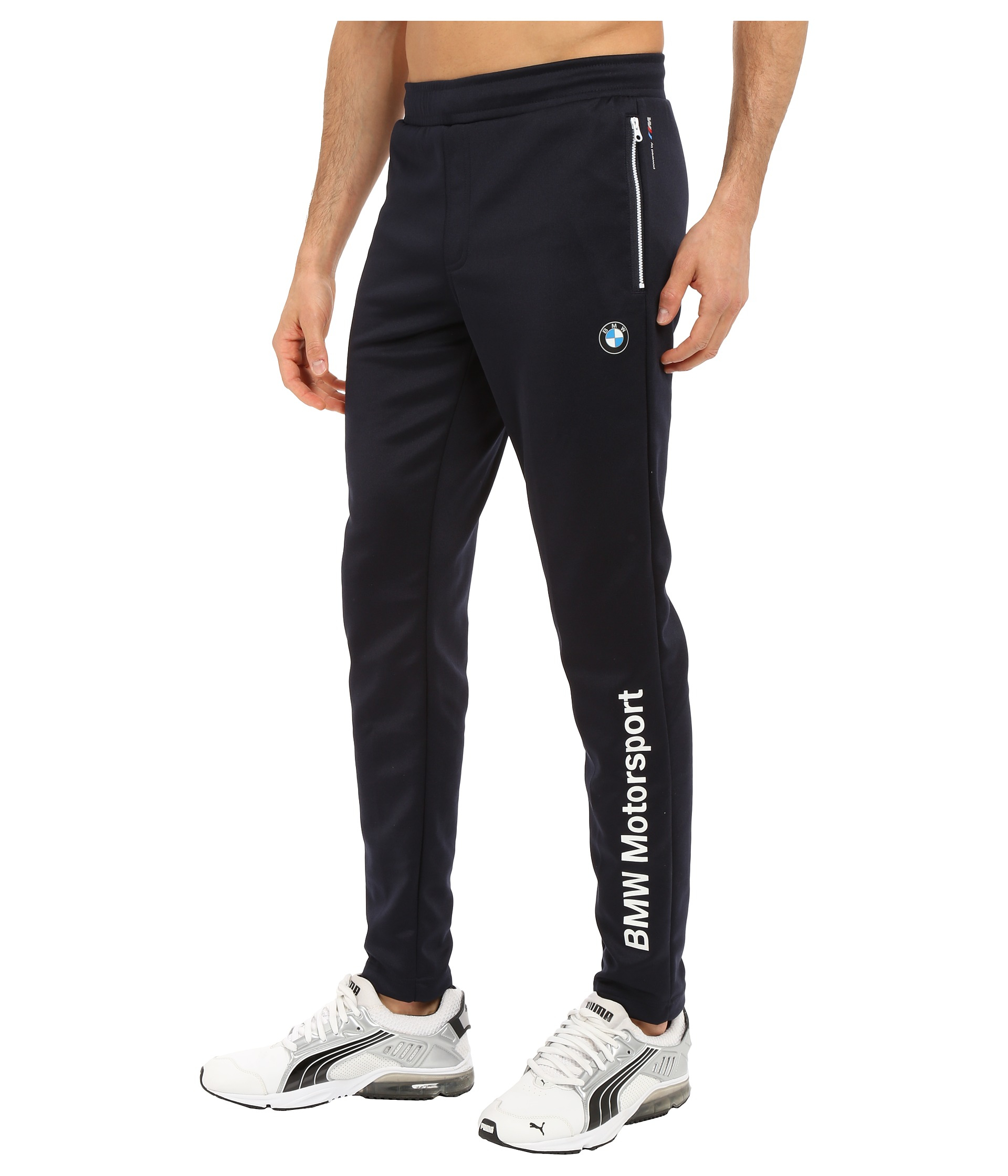 29274a854ea9 Lyst - PUMA Bmw Msp Track Pants in Blue for Men