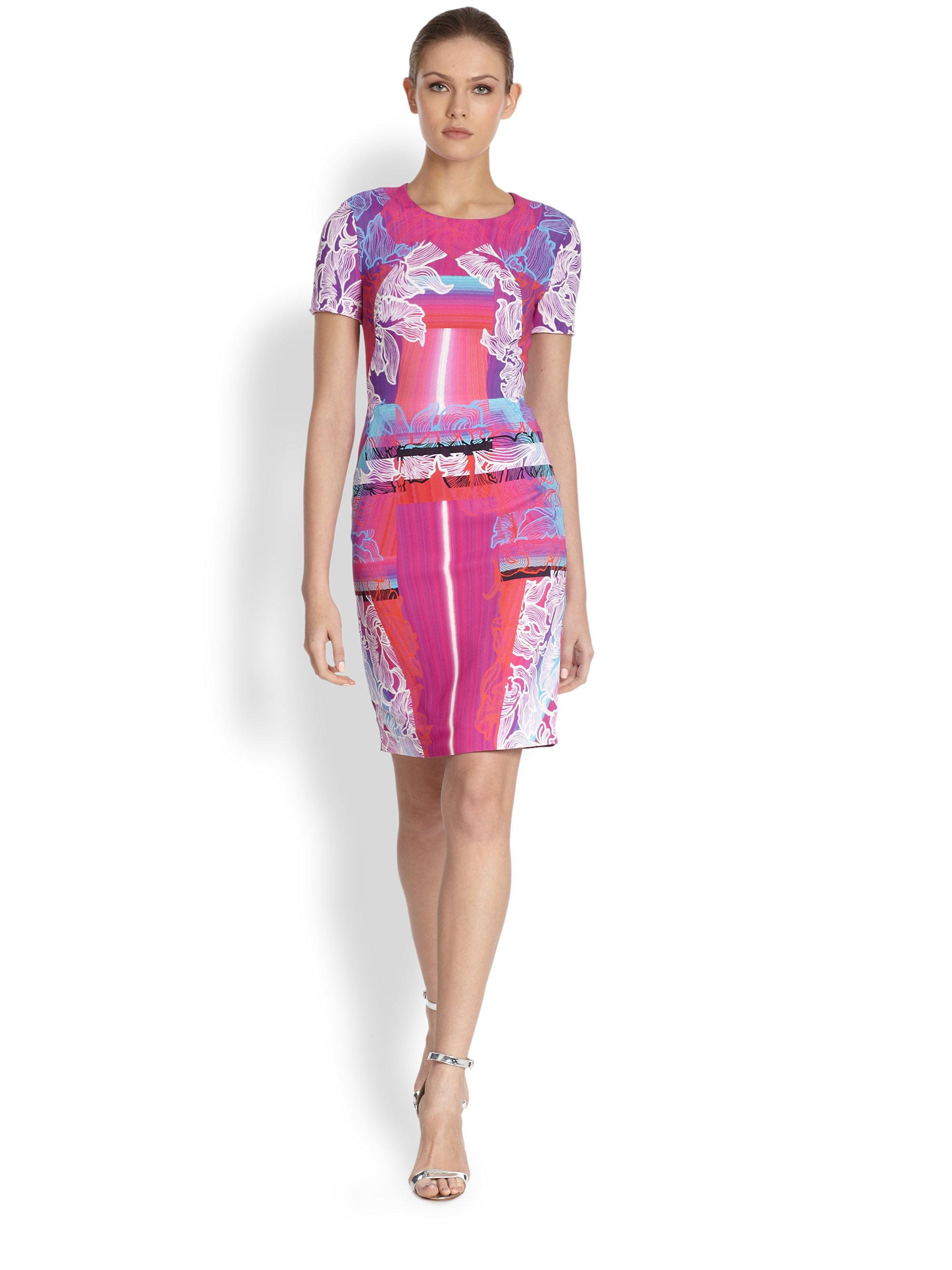 DRESSES - Short dresses Peter Pilotto Lowest Price Sale Online For Nice Online Discount Ebay ttvMo