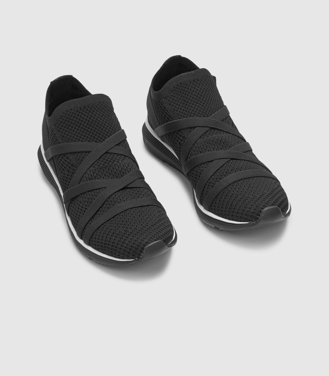 646dda68d7c3 Eileen Fisher - Black Xanady Sustainable Mesh Sneaker - Lyst. View  fullscreen