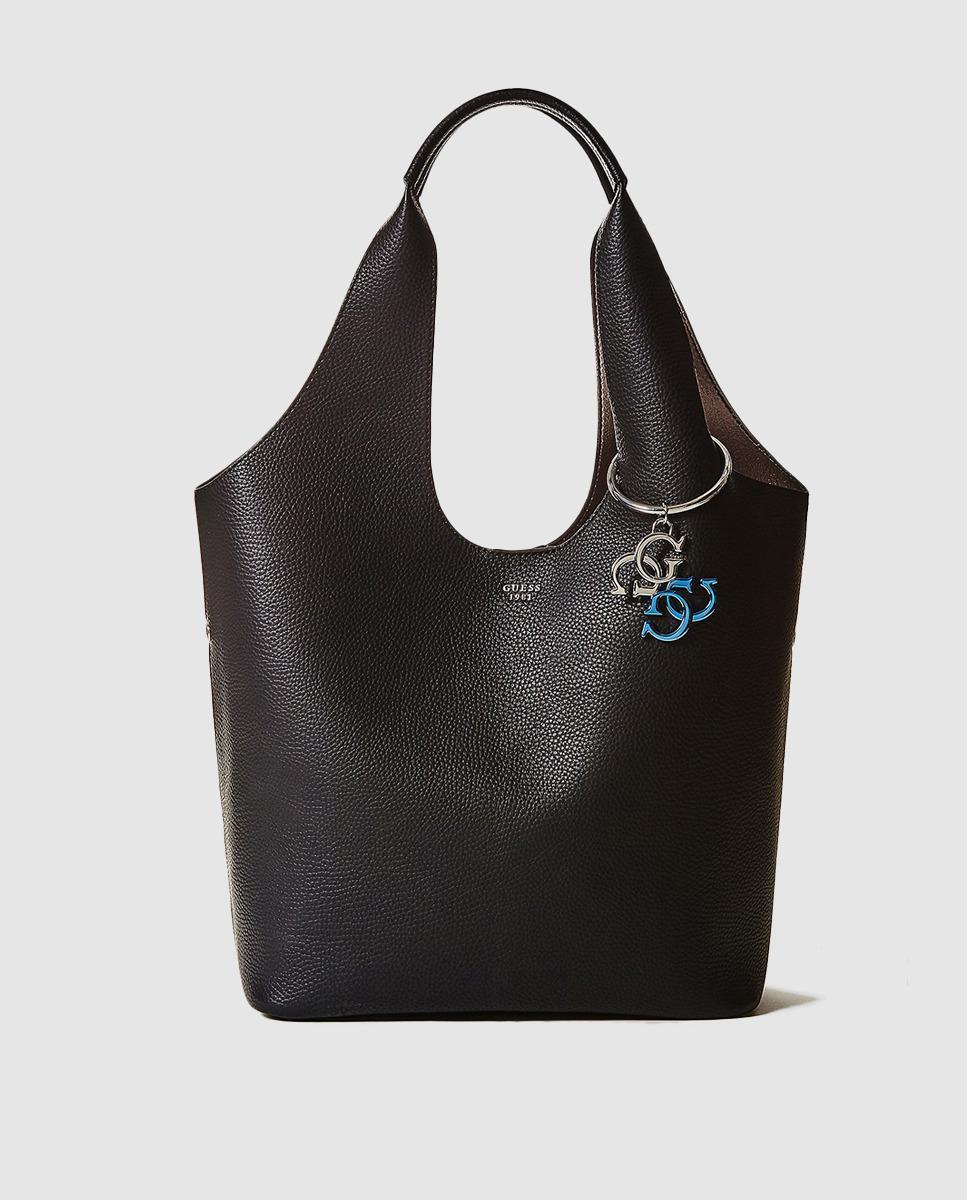 Guess Women S Black Hobo Bag