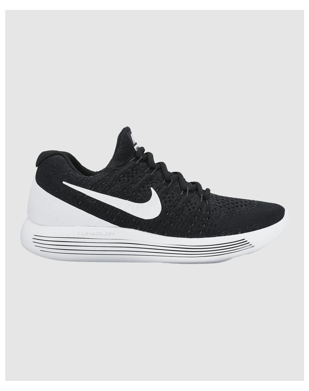 3cab6fa00b3 Nike Lunarepic Low Flyknit 2 Running Shoes in Black for Men - Lyst