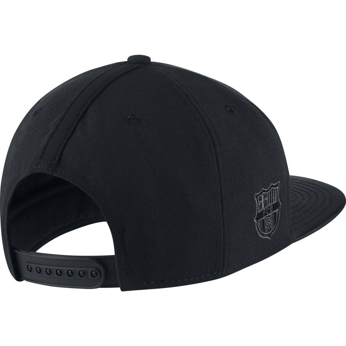 Lyst - Nike Fc Barcelona Pro Pride Cap in Black for Men efbd8c615dc6
