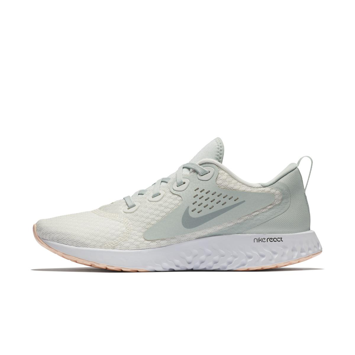 062596a0bef2 Lyst - Nike Rebel React Running Shoes in White