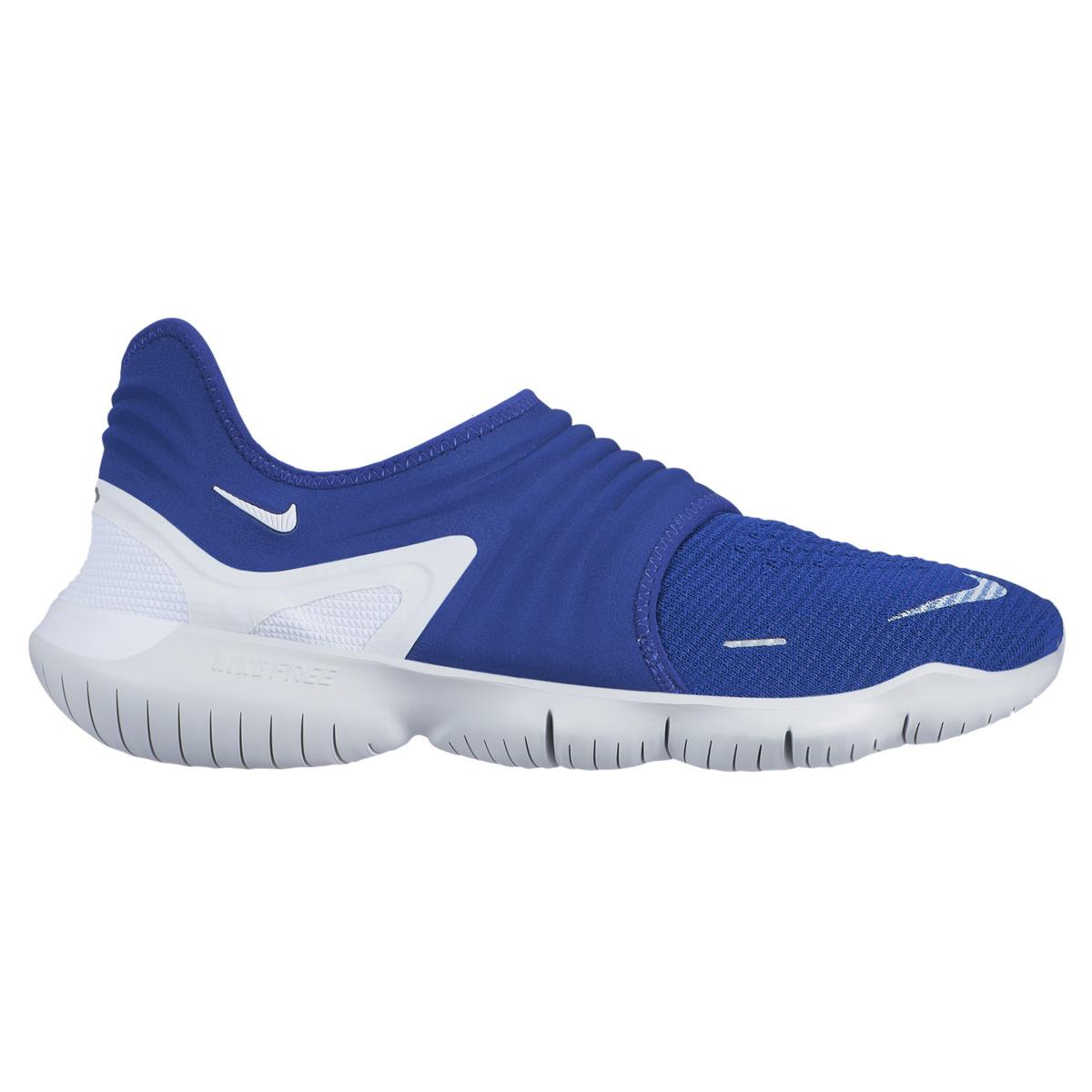 0d97a8366353 Nike. Men s Blue Free Rn Flyknit 3.0 Running Shoes. £112 From El Corte  Ingles