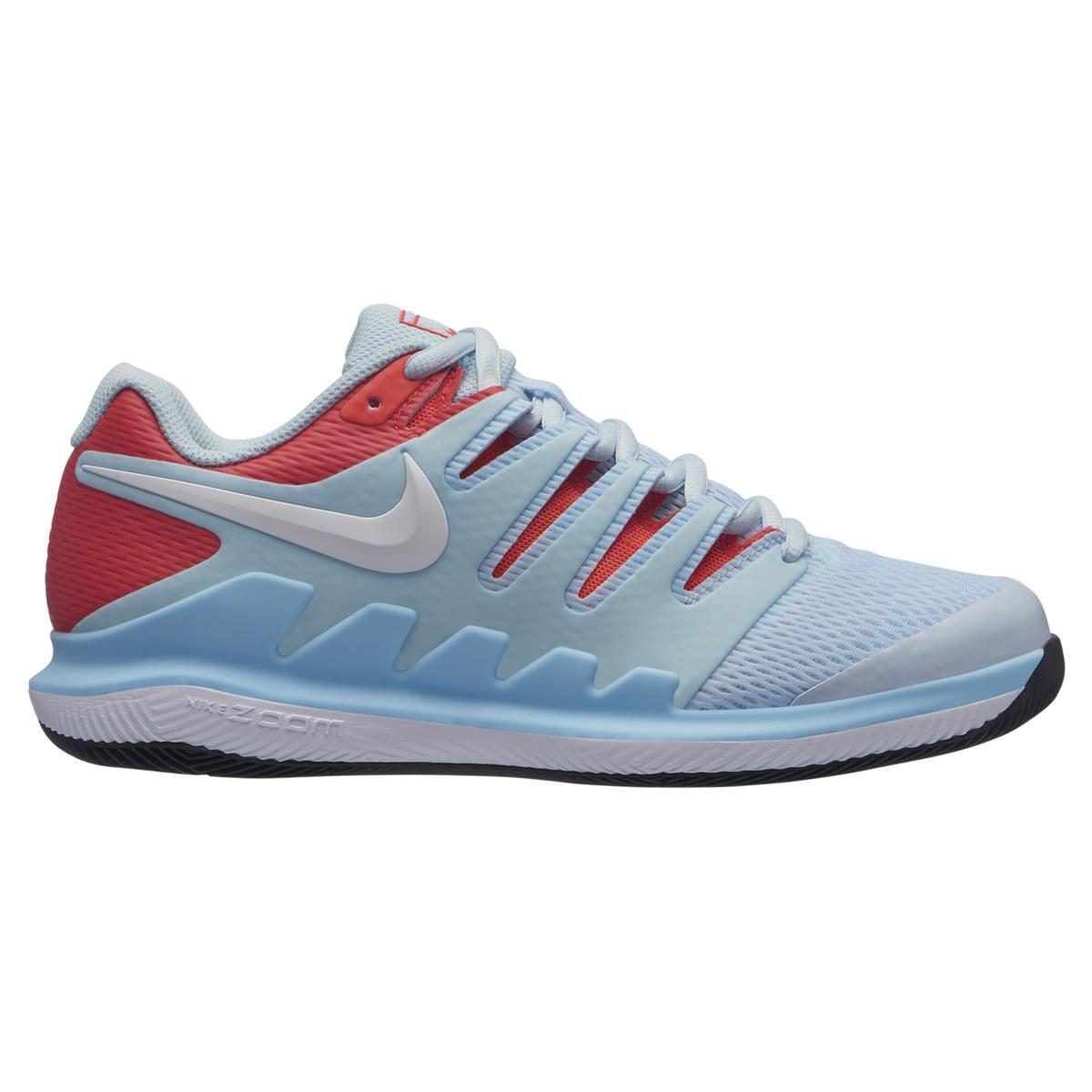 finest selection 805c4 d0edc Nike. Women s Blue Air Zoom Vapor X Tennis padel Shoes