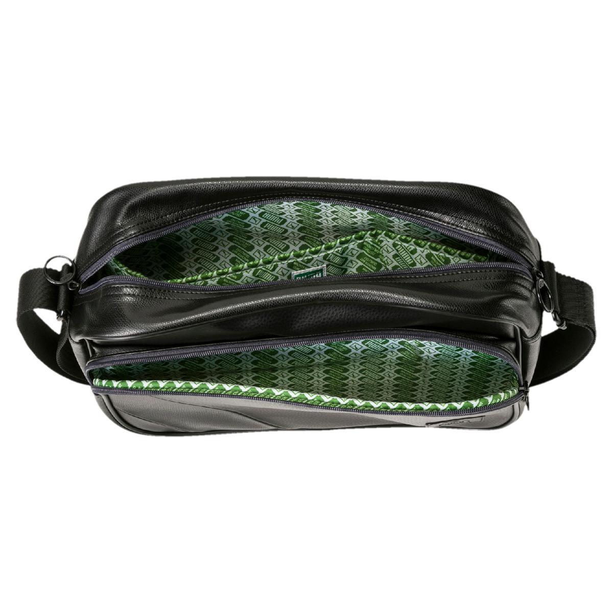 cc3f46de92 Lyst - Puma Originals Reporter Bag in Black for Men