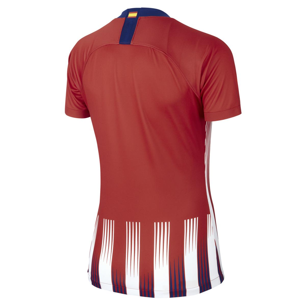 78ee61e49 Nike - Red 2018 19 Atlético De Madrid Stadium Home Football Shirt - Lyst.  View fullscreen