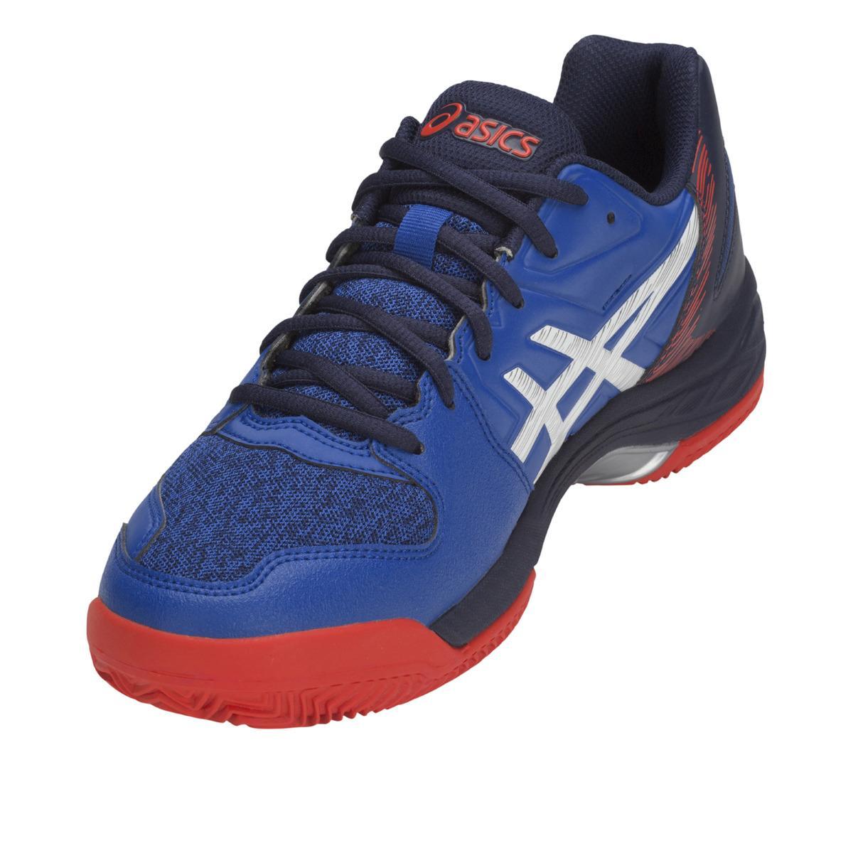 3aed4c6c4c Men's Blue Gel-padel Exclusive 5 Sg Paddle Tennis Shoes