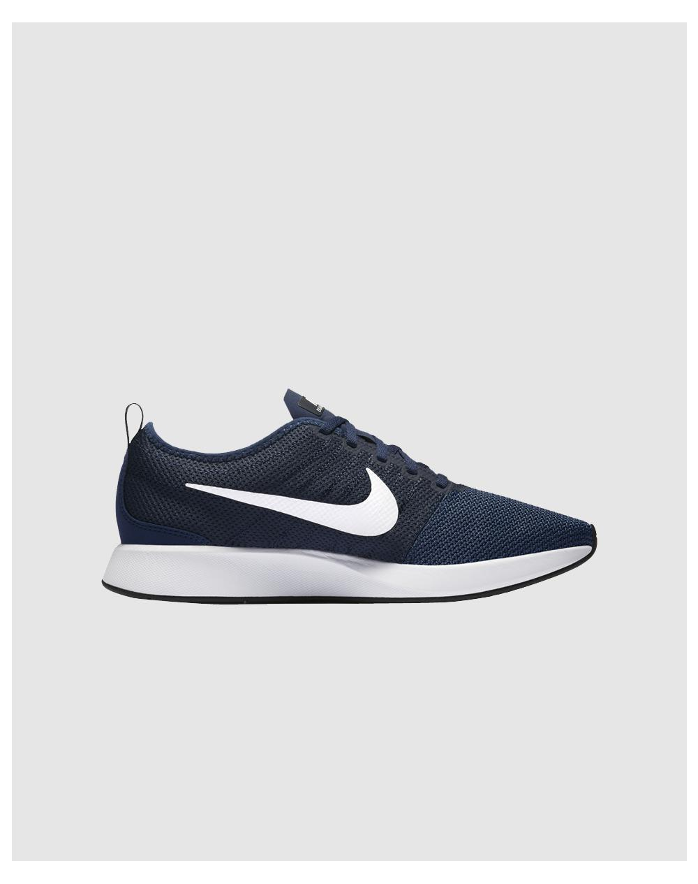 e88575674fde Lyst - Nike Dualtone Racer Casual Trainers in Blue for Men