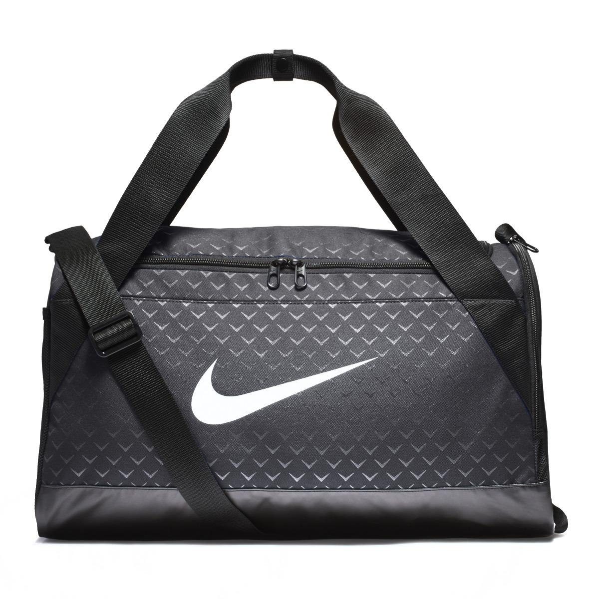 e7c126c7e2 Lyst - Nike Brasilia (small) Sports Bag in Gray for Men