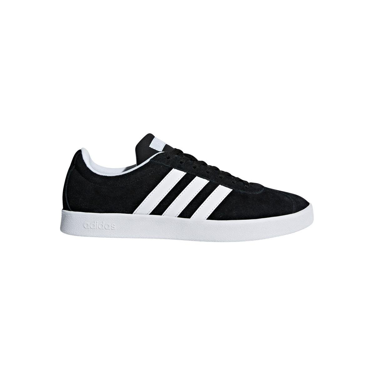 adidas Vl Court 2.0 Casual Trainers in Black - Save 47% - Lyst e21adcee0