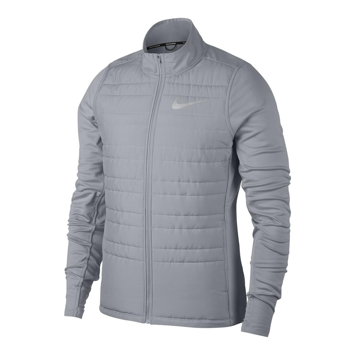 03830759b7ff Lyst - Nike Essential Windcheater Jacket in Gray for Men